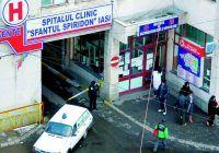 Spitalul Clinic Judeţean de Urgenţă Sf. Spiridon Iaşi