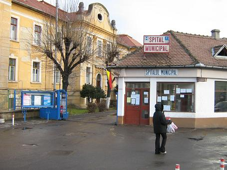 Spitalul Municipal Mediaş