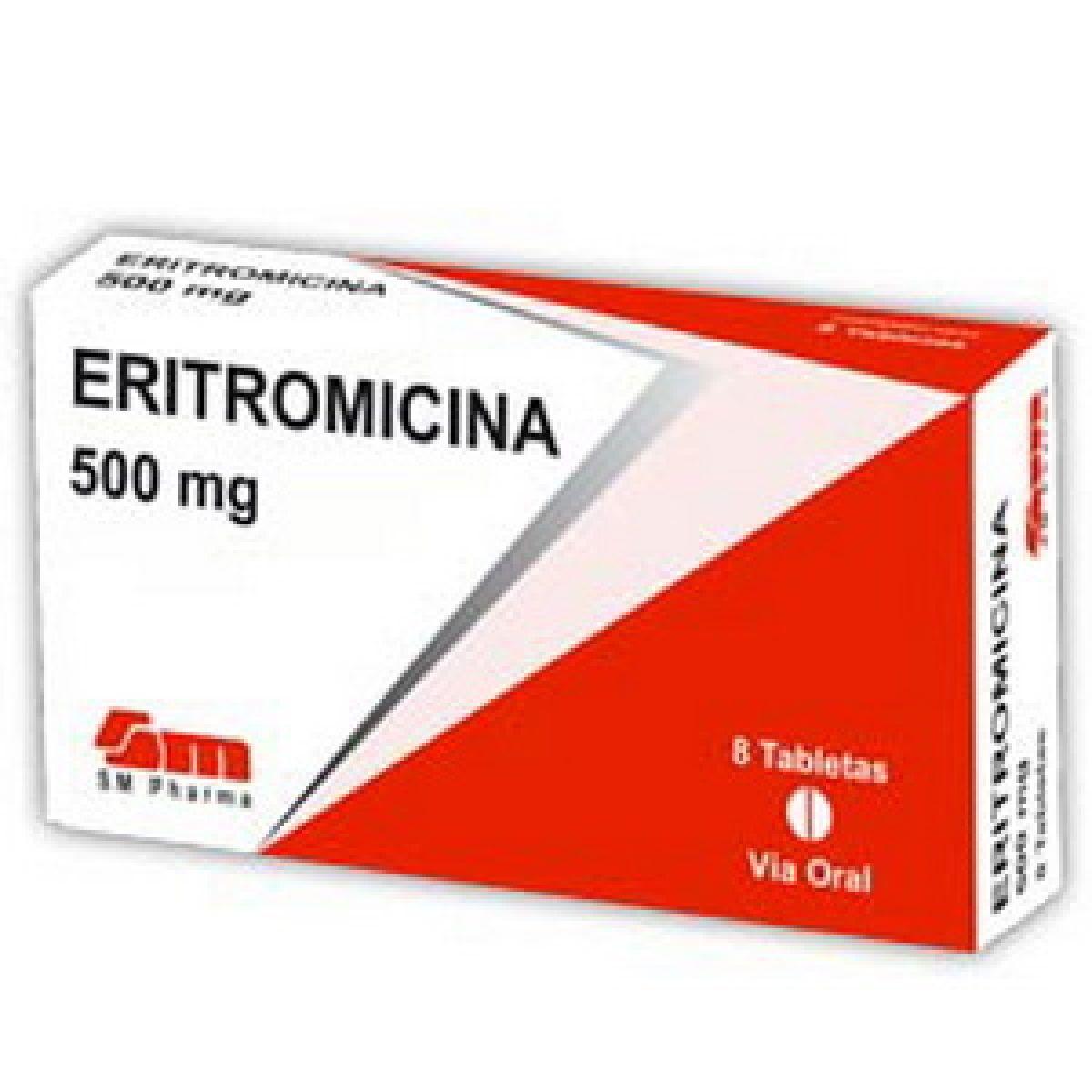 eritromicina pierde în greutate