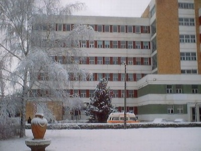 """Spitalul ,,Sfântul Gheorghe"""""""