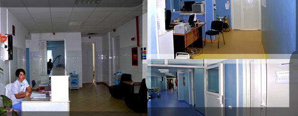 Spitalul Clinic de Urgenţă Chirurgie Plastică, Reparatorie şi Arsuri