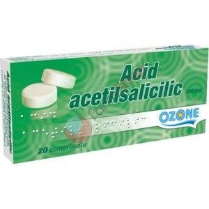 ACID ACETILSALICILIC Comprimate