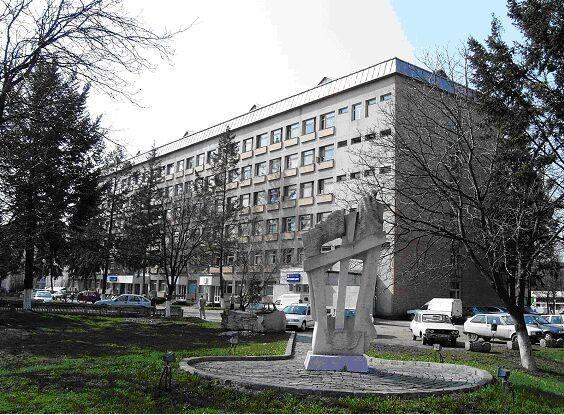 Spitalul Judeţean de Urgenţă Bistriţa-Năsăud