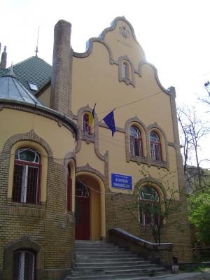 Spitalul Clinic de Urgenţă pentru Copii Cluj-Napoca