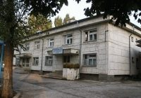 Spitalul de Boli Infecţioase Sf. Cuvioasă Parascheva Galaţi