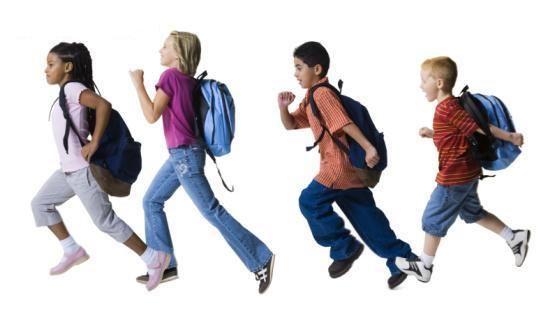 SE DEFORMEAZĂ COLOANA de la GHIOZDANUL prea greu? Bolile de spate cele mai grave pe care le fac copiii
