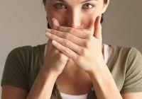 Cum scăpați rapid de respirația urât mirositoare