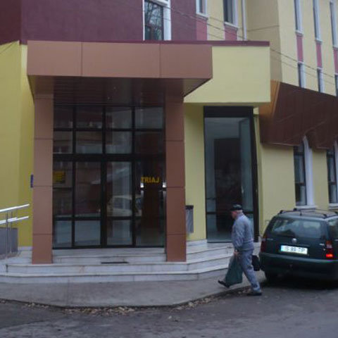 Spitalul Clinic CF Iaşi