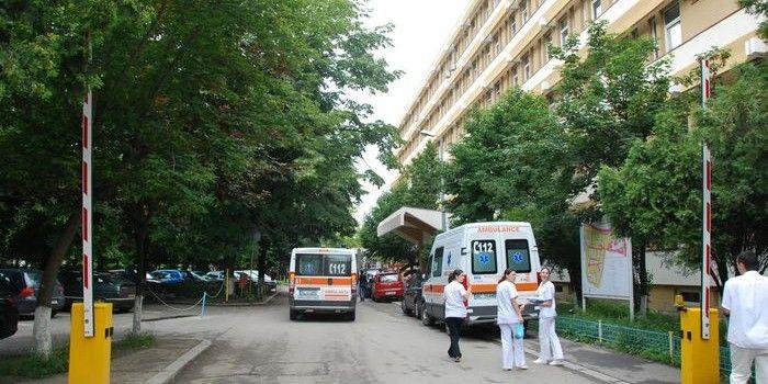 Spitalul Judeţean de Urgenţă Bacău
