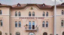 """Spitalul de Recuperare ,,Sf. Gheorghe"""" Botoşani"""