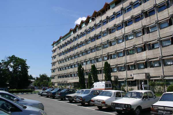 Spitalul Judeţean de Urgenţă Râmnicu Vâlcea