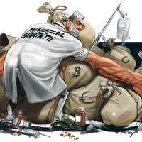 RĂZBOI ÎN SĂNĂTATE Ministerul vrea monopol pe licitaţii de 7,7 mld. lei.