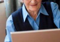 Efectul neaşteptat al Facebook-ului asupra persoanelor de vârsta a treia