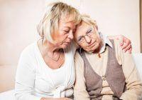 Cum se manifestă depresia vârstnicilor, o afecţiune frecvent trecută cu vederea