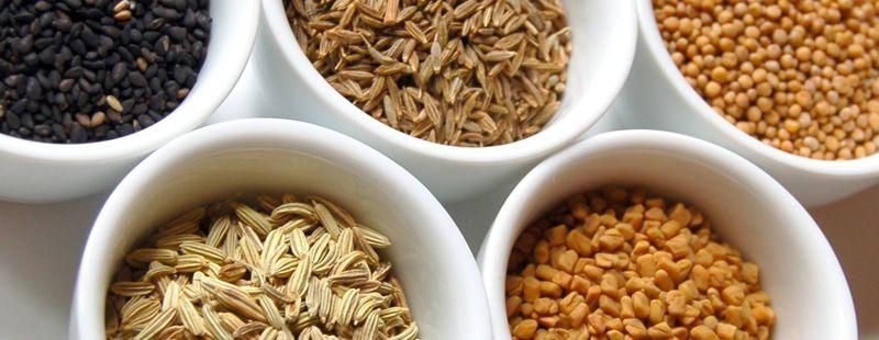 Cinci super-semințe cu puteri vindecătoare