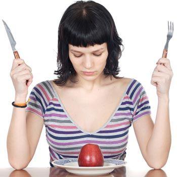 Cât de afectată este fertilitatea femeilor de dietele prea stricte
