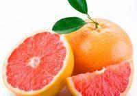 Bolile care pot fi prevenite cu ajutorul grapefruit-ului