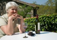 De ce este indicat vinul persoanelor care au suferit un infarct