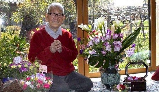 Cel mai bătrân bărbat din lume dezvăluie care este secretul longevității