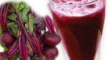 De ce este bine să consumi sfeclă roşie: 7 beneficii uimitoare