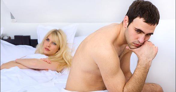 6 afecțiuni care cauzează disfuncții erectile