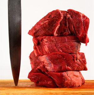 Motivul pentru care carnea roşie dăunează inimii indiferent dacă e grasă sau slabă