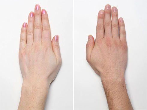 artrita măsoară degetul