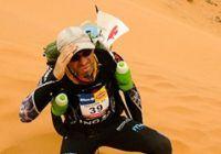 Paul Dicu a alergat 233 de kilometri în deşert pentru copiii bolnavi de inimă. Cu un gest simplu şi tu poţi ajuta aceşti copii