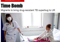 Cum răspund medicii români acuzaţiilor articolului din  The Sun care prevesteşte exterminarea britanicilor de către imigranţii români infestaţi cu TBC