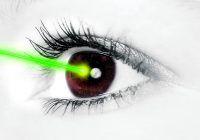 Operațiile cu laser durează câteva secunde