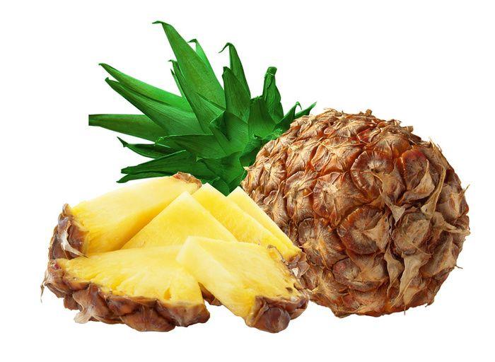 Ananasul, leacul împotriva multor boli necruţătoare