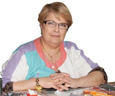 Dr. Rodica Tănăsescu Președinte SNMF