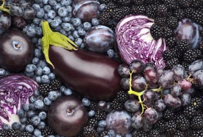 Dieta mov vă ajută să slăbiţi sănătos şi vă protejează inima