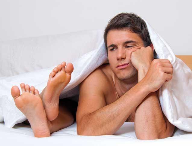 O boală de piele extrem de comună poate declanșa impotența la bărbați