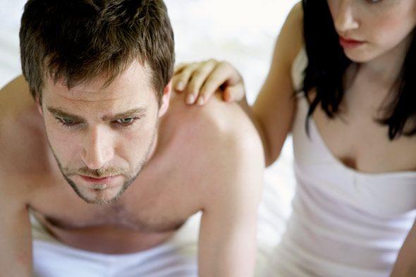 Cea mai întâlnită problemă sexuală a bărbaților tineri. Unul din cinci o au deși nu recunosc