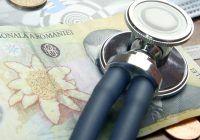 La ce vor fi folosiți banii alocați Sănătații prin rectificare bugetara. S-au dat 1 miliard de lei