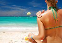 Cremele de protecţie solară distrug plajele