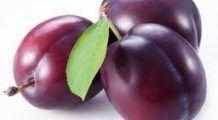 Prunele sunt ideale pentru detoxifierea organismului şi sprijină buna funcţionare a inimii