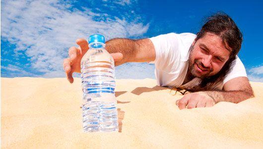 Cum reacţionează creierul tău atunci când îţi e sete