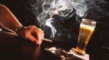 Ce efect devastator are asupra creierului combinaţia alcool-tutun