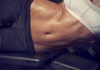 Patru exerciții pentru abdomen care vor face minuni în doar o săptămână!