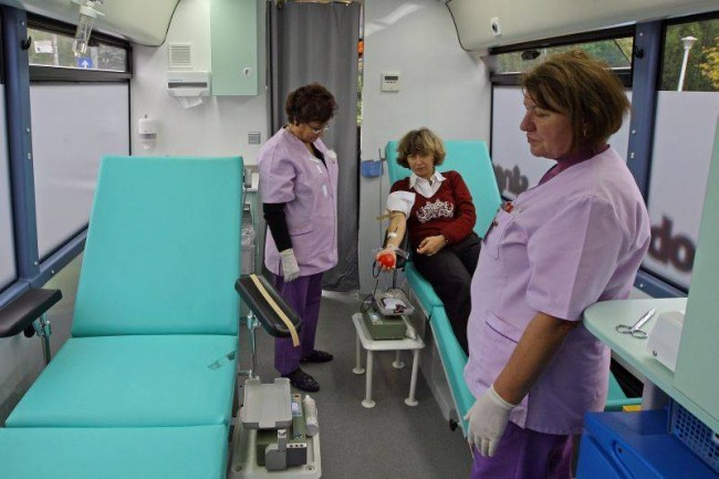 Apel la donatorii de sânge, de la Ministerul Sănătații: vara sunt multe accidente, iar numărul de donatori scade