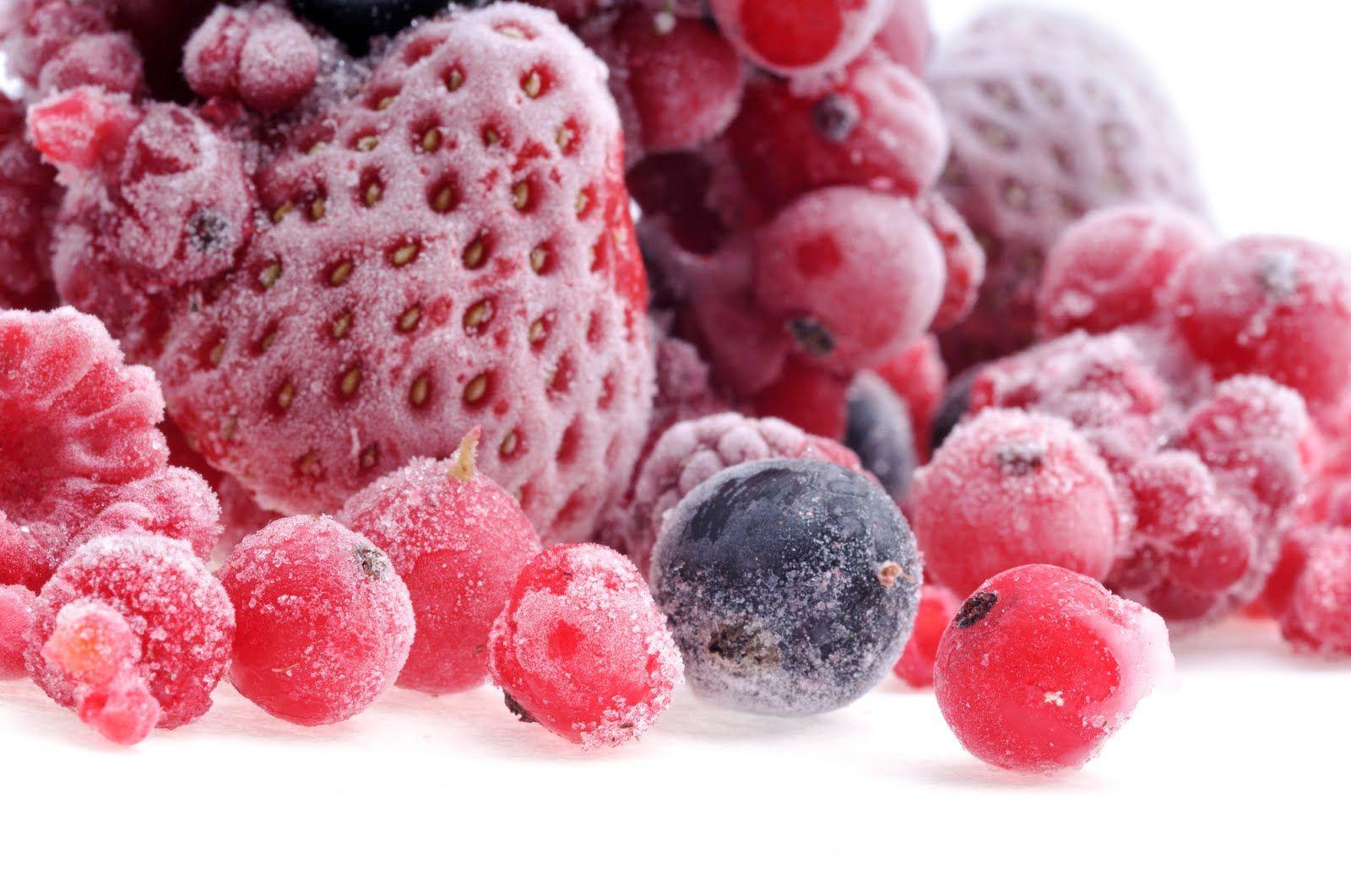 Cum se congelează corect alimentele
