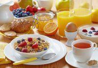 Ce trebuie să conțină un mic-dejun sănătos?
