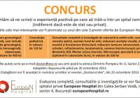 Concurs: Ai nevoie de consultații și analize la oftalmolog, ginecolog sau pediatru? Noi le oferim gratuit