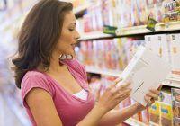 Cinci lucruri la care să te uiți neapărat când citești eticheta unui aliment