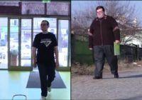 Cum a reușit un bărbat să slăbească peste 100 kg în numai un an şi jumătate