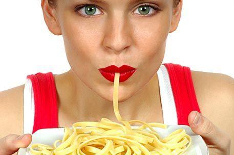 Ce poți să pățești dacă mănânci paste