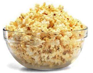 Popcornul, la fel de sănătos ca fructele şi legumele?