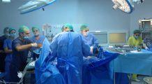 Premieră la Spitalul Marie Curie: Chirurgii au extras o tumoră de un kilogram de la o fetiță de două luni